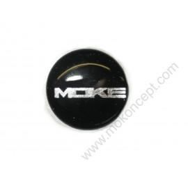 Monogramme pommeau Moke noir