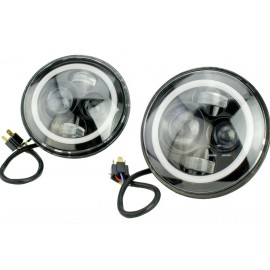 Kit optique de phare led
