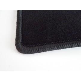tapis noir/noir