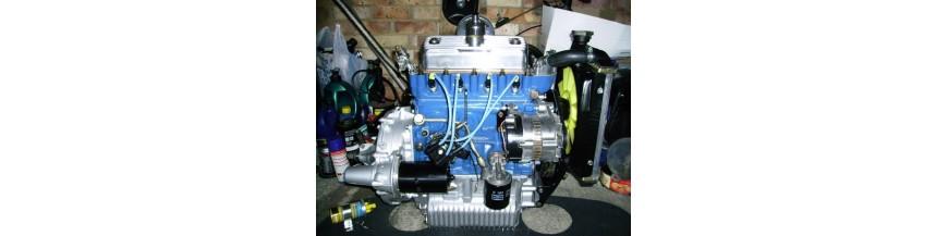 mini moke engine